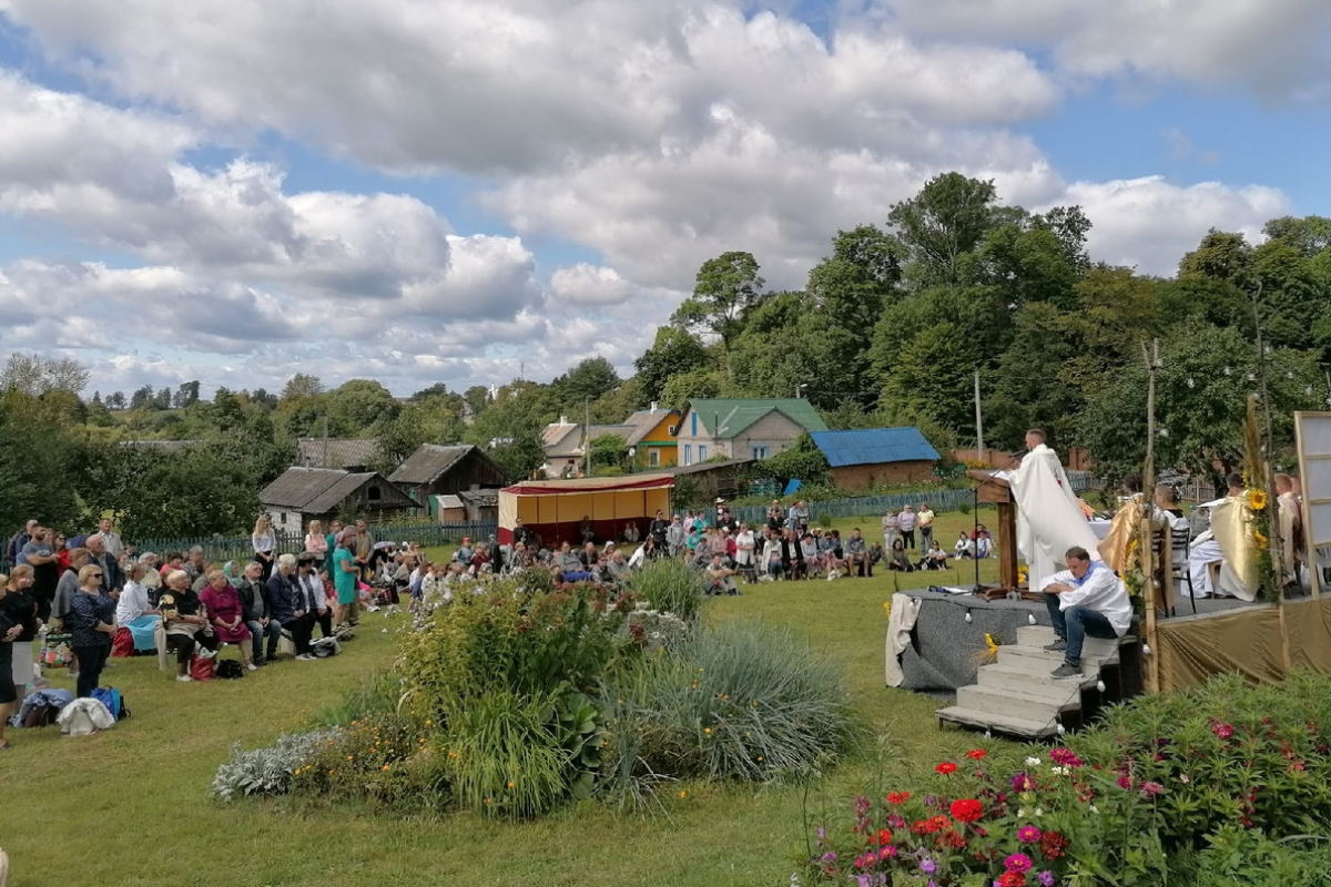 «Всеобъемлющая любовь». Как прошел первый христианский фестиваль Novafest