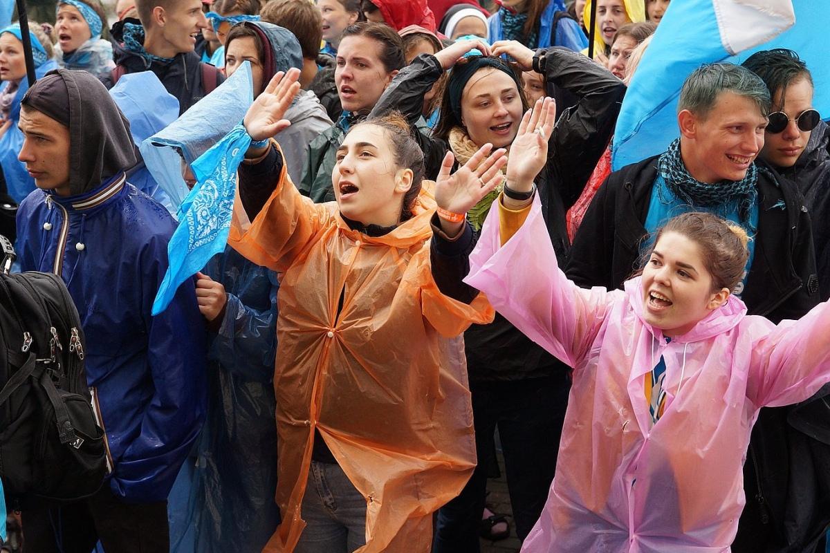 Один день в пилигримке + фест в Будславе [35 фото, видео с воздуха]