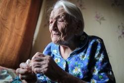 100-летняя белоруска рассказала о репрессиях и своей вере [ВИДЕО]