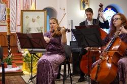 Фота, відэа: онлайн-канцэрт у 100-годдзе святога Яна Паўла II прайшоў у Гомелі