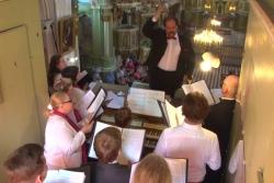 Requiem ў памяць аб кардынале: у Пінску прайшоў фестываль арганнай музыкі