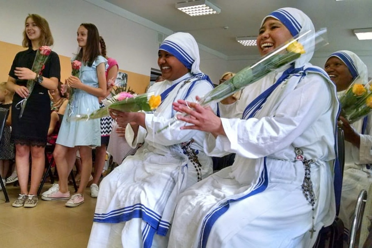 25 лет сестры Матери Терезы служат в Беларуси. ФОТО праздника